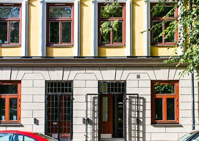 Transformation av kontor till bostäder