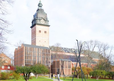 Nytt församlingshus i Strängnäs